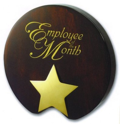 Image result for employee recognition employee of the month